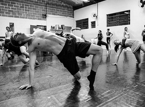 Eliane Fetzer - Ballet